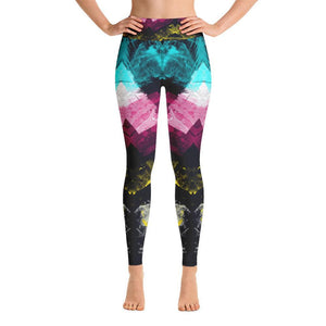 Morati Chakra Sodalite Yoga Leggings , Yoga Leggings, - Morati Streetwear Hypebeast Urban Fashion Online Shop.