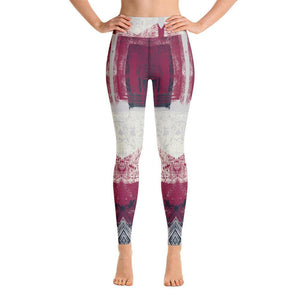 Yoga Leggings, Morati World, Morati Chakra Third Eye Yoga Leggings - Morati