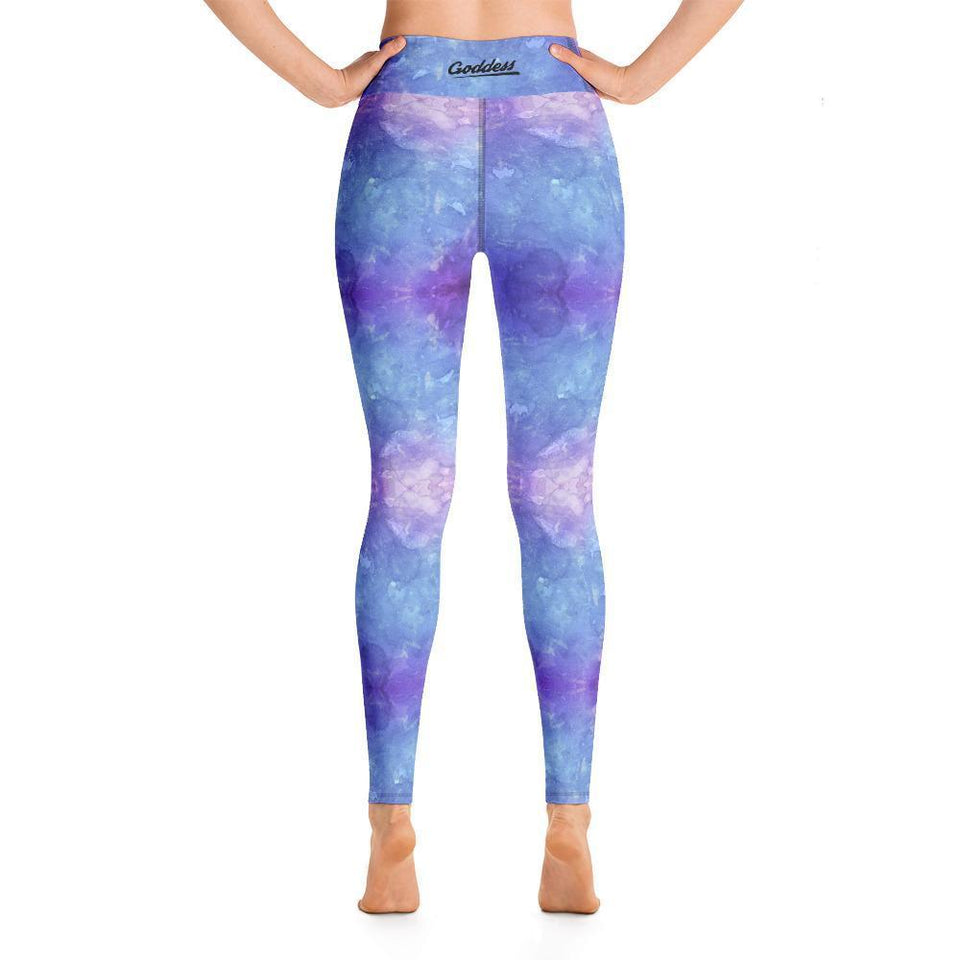 Yoga Leggings, Morati World, Morati Galaxy 02 Yoga Leggings - Morati