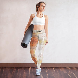 Yoga Leggings, Morati World, Morati Galaxy 04 Yoga Leggings - Morati