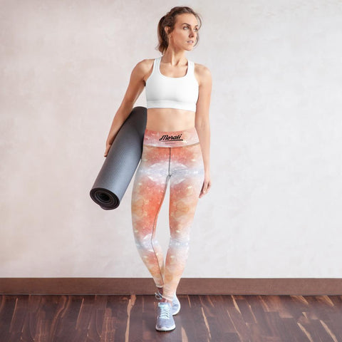 Yoga Leggings - Morati Galaxy 06 Yoga Leggings