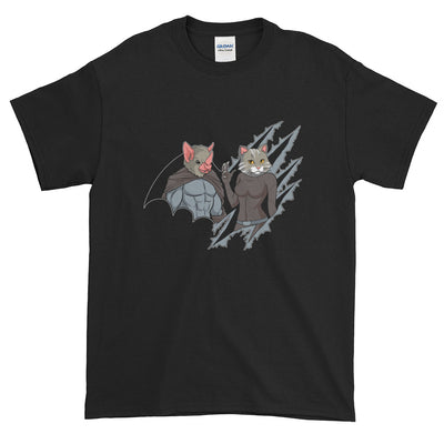 Bat and Cat T-Shirt