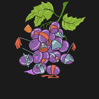 Fifty Shades of Grape T-Shirt