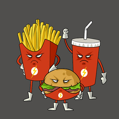 Flash Food T-Shirt