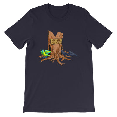Feather Saloon T-Shirt