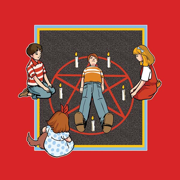 Lets Summon Demons T-Shirt