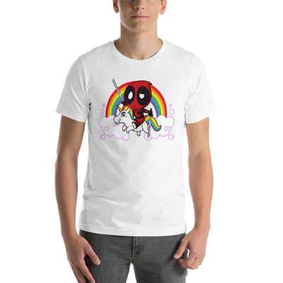 Riding a Unicorn T-Shirt