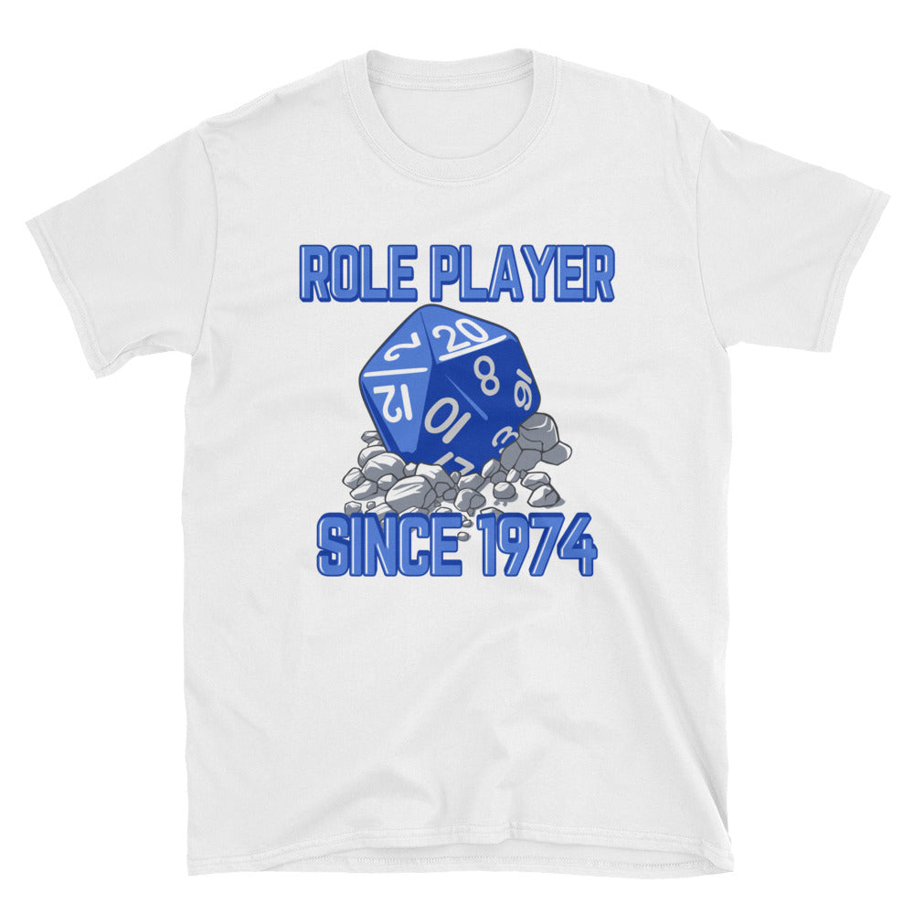 Role Player Since 1974 T-Shirt