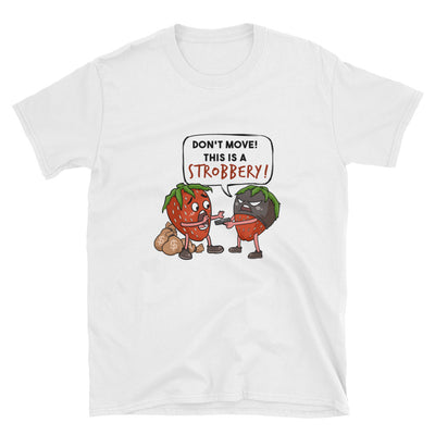 This is a Strobbery T-Shirt