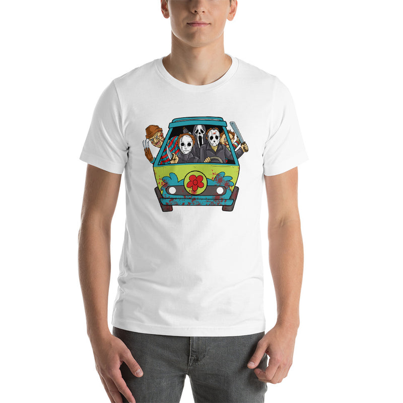 The Horror Squad T-Shirt