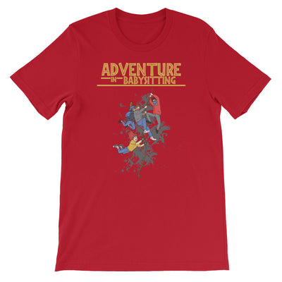 Steves Adventure In Babysitting T-Shirt