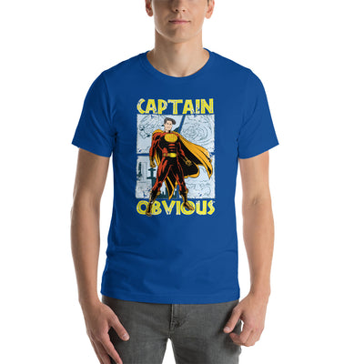 Captain Obvious T-Shirt