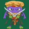 Pizza Mutant Ninja Turtle T-Shirt