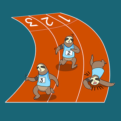 Speed Sloth T-Shirt