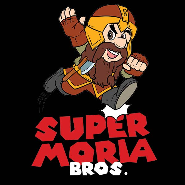 Super Moria Bros T-Shirt