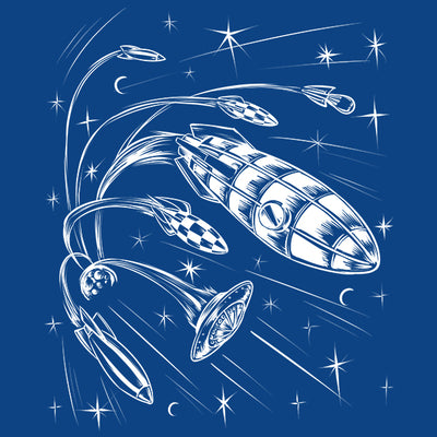 The Great Race into Space T-Shirt