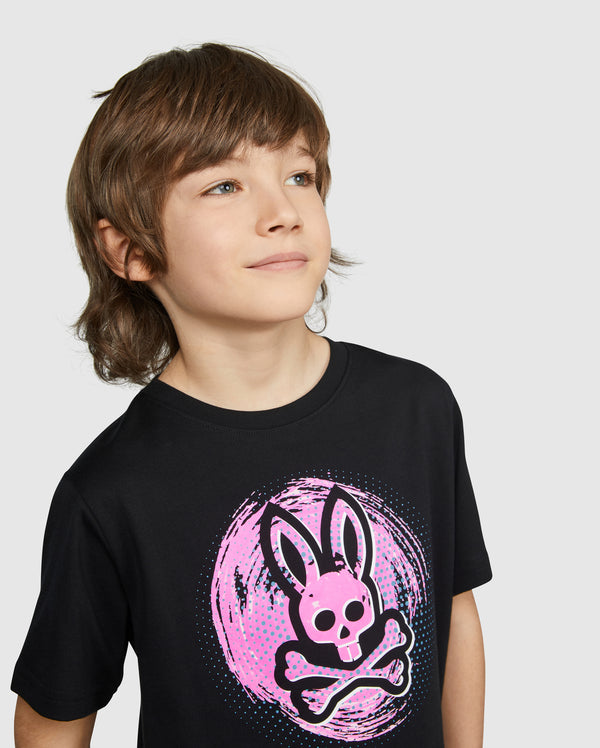 KIDS DOWNEY GRAPHIC TEE - B0U609N1PC