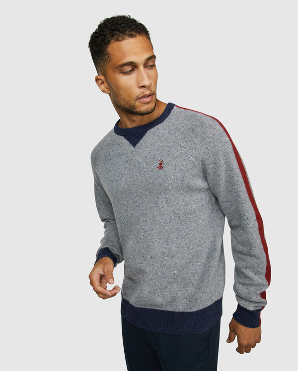 MENS KETTERING SWEATER - B6E379L1WO