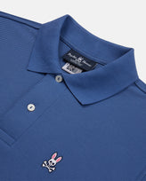 MENS CLASSIC POLO - B6K001E1PC - BERMUDA (BMB)