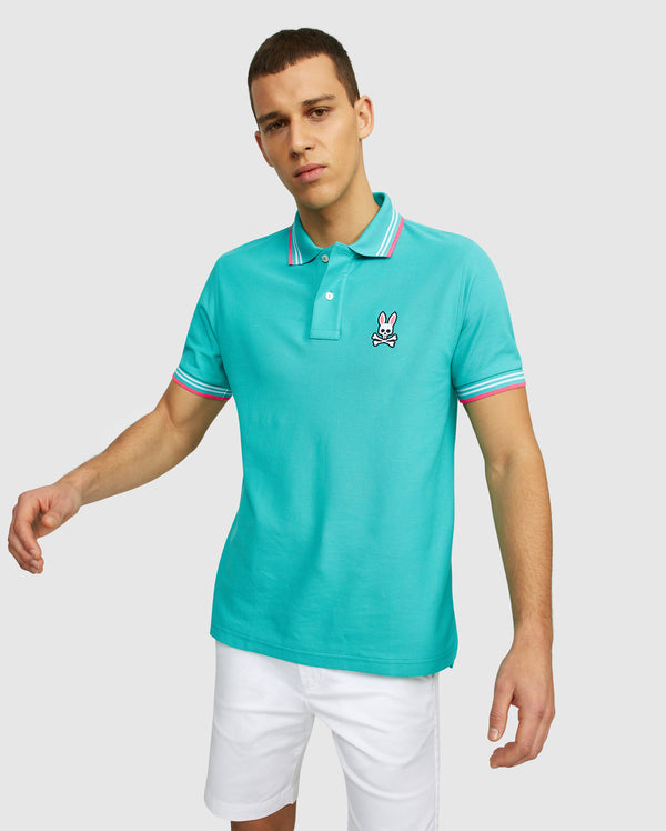 MENS CHALTON POLO - B6K708J1PC
