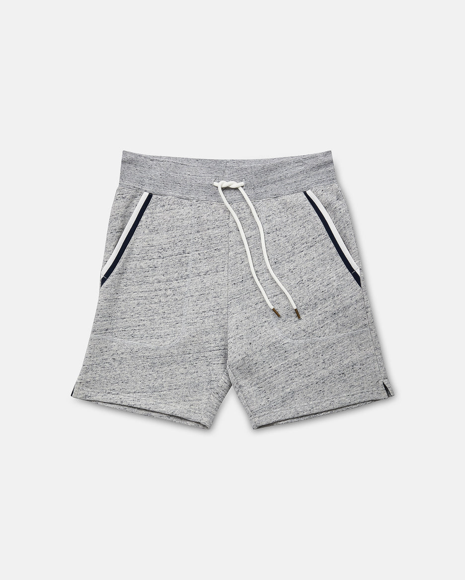MENS OSNEY SHORT - B6P268E1FL - HEATHER GREY (HGY)