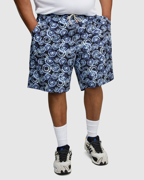 MENS BIG AND TALL PADSTOW SWIM TRUNKS - B9W482M1NS