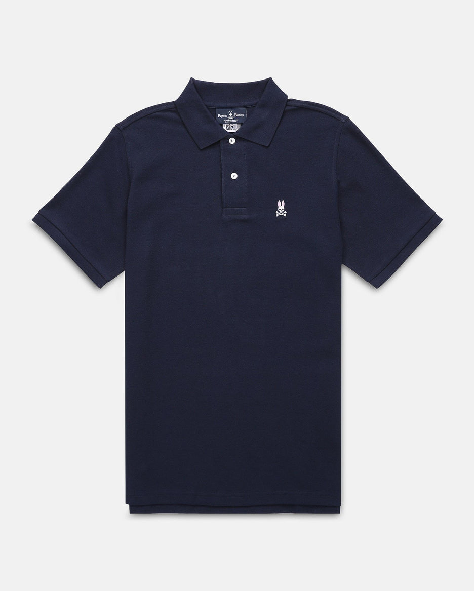 MEN'S BIG AND TALL - CLASSIC POLO - B9K001ARPC - NAVY