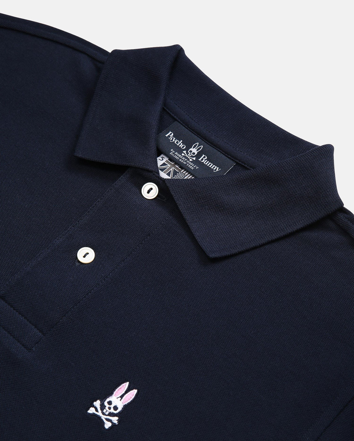 BIG AND TALL - CLASSIC POLO - B9K001ARPC - NAVY (NVY)
