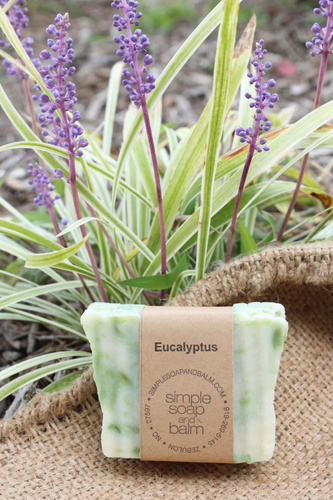 Eucalyptus Natural Bar Soap