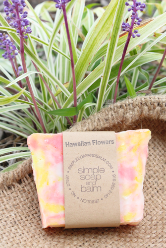 Hawaiian Natural Bar Soap