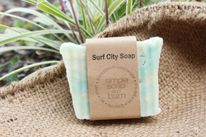 Surf City Natural Bar Soap