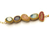Colorful Gemstone Bracelet