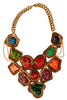 Makeda Bib Necklace