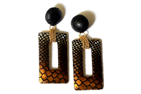 Kiya Statement Earrings