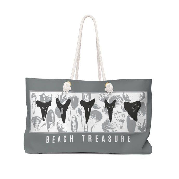Beach Treasure Weekender Bag