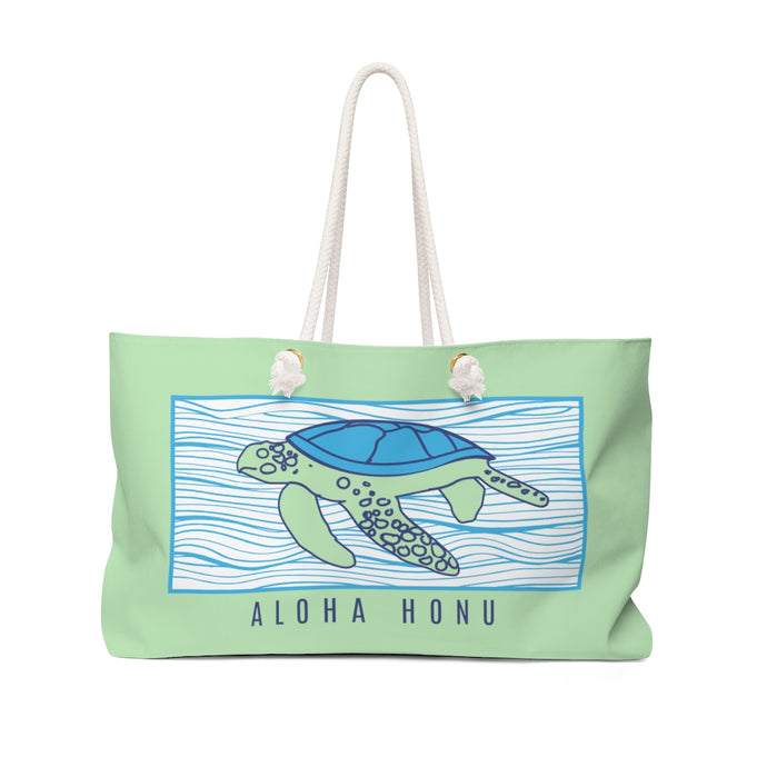 Honu Sea Turtle Weekender Bag