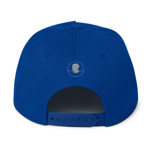 BHSOM Flat Bill Snapback Hat - 4 Color Options