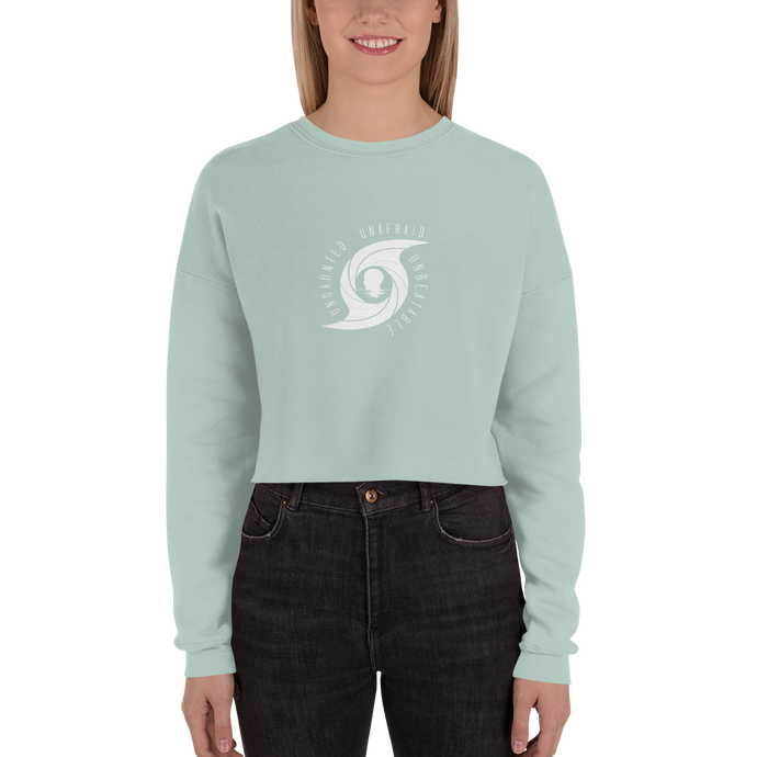 Eye of the Storm Crop Sweatshirt