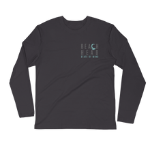 Twilight Long Sleeve Cotton Tee