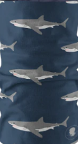 Shark Attack Multi-Functional Headwear
