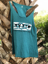 Shark Attack Racerback Tank