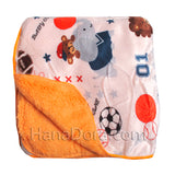 Selimut Bayi Double Fleece - 1003