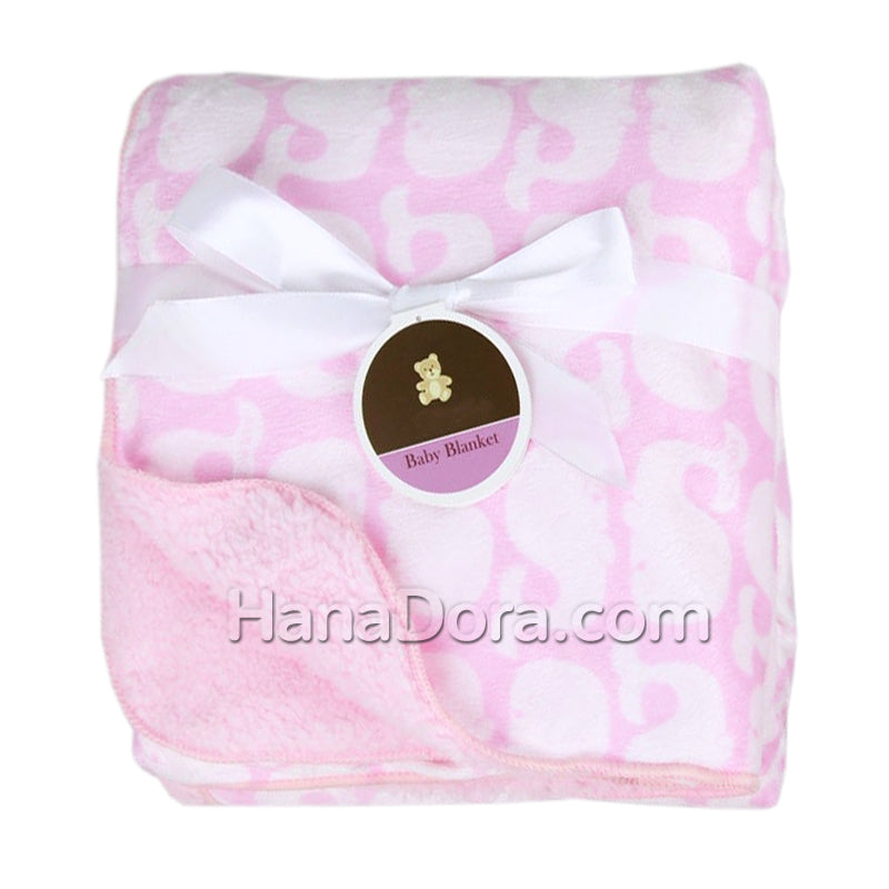 Selimut Bayi Double Fleece - 1109