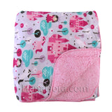 Just To You Baby Blanket Double Fleece 1203