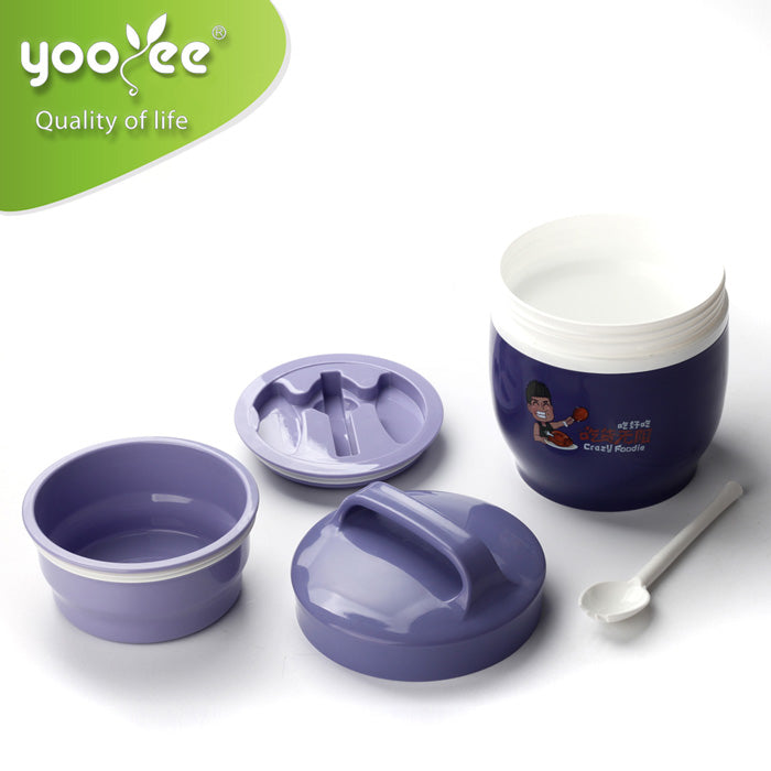 Yooyee Thermal Lunch Bowl with Bag 611