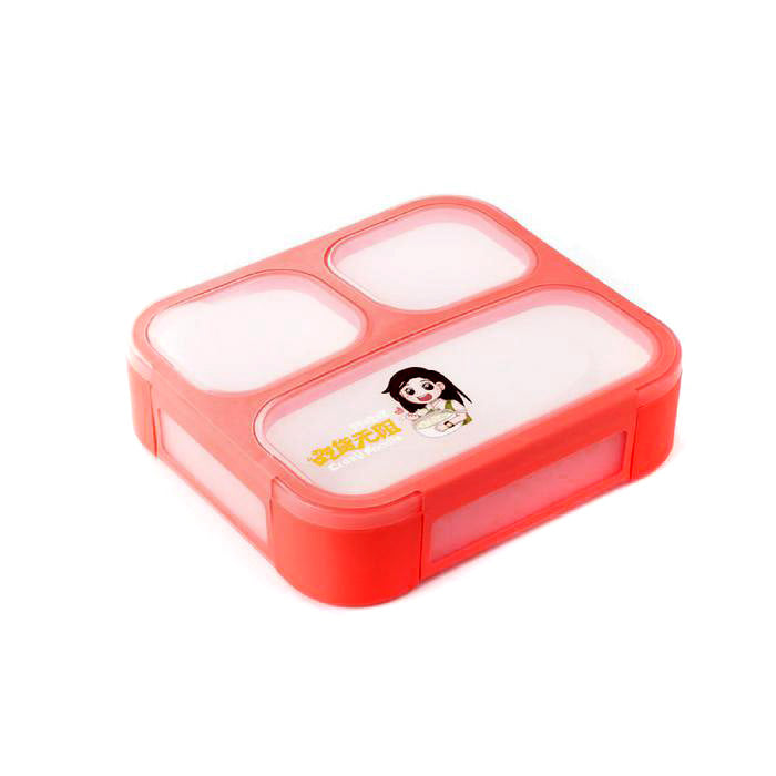 Yooyee Leakproof Lunchbox 633 - Orange