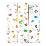 Miabelle Swaddle Bedong Bayi Set 3pcs uk.100x110cm FP01