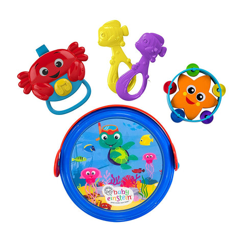 Baby Einstein Music of the Seas Drum Set™