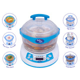 Baby Safe 10in1 Multifunction Steamer Cooker LB005