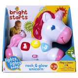 Bright Starts Rock & Glow Unicorn™